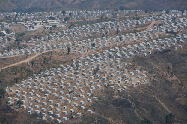 Photo by MONUSCO Photos - Aerial view Lusenda Burundi refugee camp., CC BY-SA 2.0, https://commons.wikimedia.org/w/index.php?curid=46293939